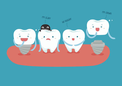 Three Reasons To Visit An Implant Dentist