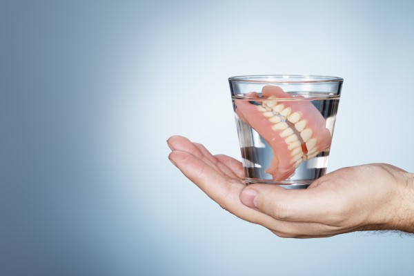 Five Reasons To Choose Dentures To Improve Your Smile