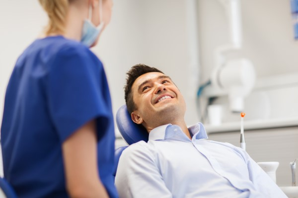 What Is An Oral Cancer Screening From A General Dentist