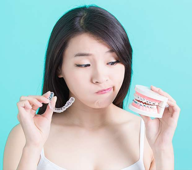 Benicia Which is Better Invisalign or Braces